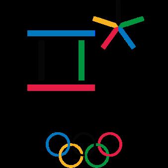 2018 Olympic Winter Games logo