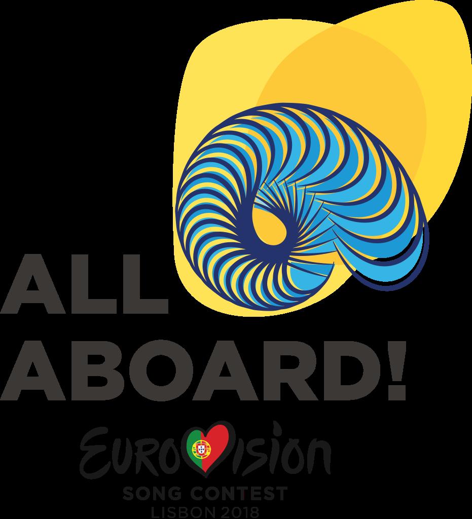 Eurovision Song Contest 2018 logo