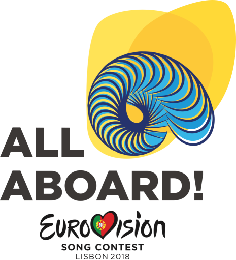 Eurovision Song Contest 2018 logo
